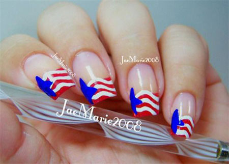 15-Simple-Fourth-Of-July-Nail-Art-Designs-Ideas-Stickers-2015-4th-Of-July-Nails-12