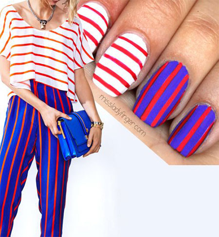 15-Simple-Fourth-Of-July-Nail-Art-Designs-Ideas-Stickers-2015-4th-Of-July-Nails-13