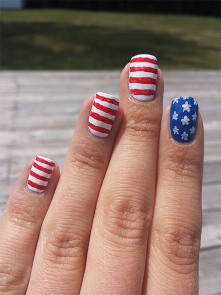 15-Simple-Fourth-Of-July-Nail-Art-Designs-Ideas-Stickers-2015-4th-Of-July-Nails-16