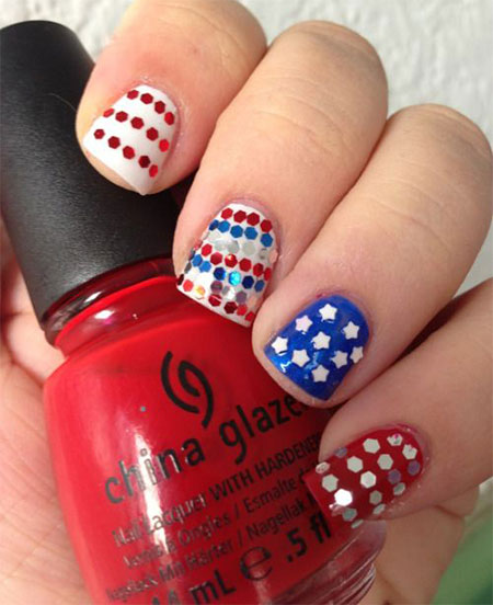 15-Simple-Fourth-Of-July-Nail-Art-Designs-Ideas-Stickers-2015-4th-Of-July-Nails-6