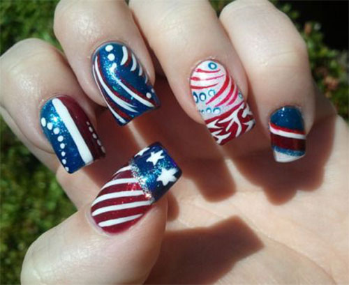20-Best-Fourth-Of-July-Nail-Art-Designs-Ideas-Trends-Stickers-2015-4th-Of-July-Nails-16