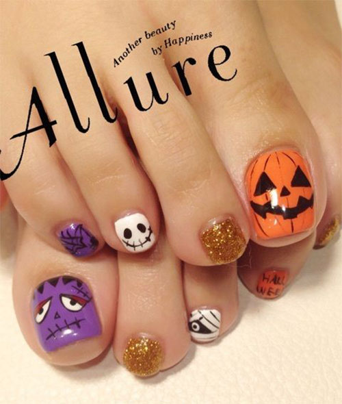 10-Halloween-Toe-Nail-Art-Designs-Ideas-Trends-Stickers-2015-6