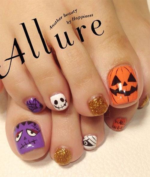 10-Halloween-Toe-Nail-Art-Designs-Ideas-Trends-Stickers-2015-6