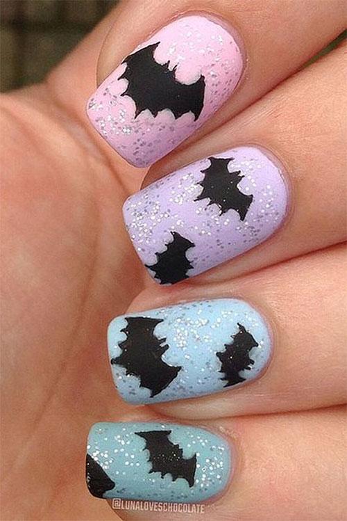 12-Halloween-Bat-Nail-Art-Designs-Ideas-Stickers-2015-5