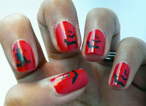 12-Halloween-Bat-Nail-Art-Designs-Ideas-Stickers-2015-8