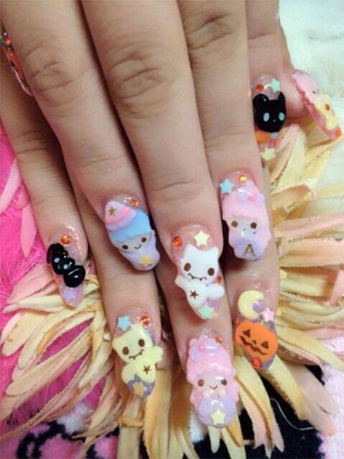 15-Amazing-3D-Halloween-Themed-Nail-Art-Designs-Ideas-Trends-2015 -3d-Nails-3