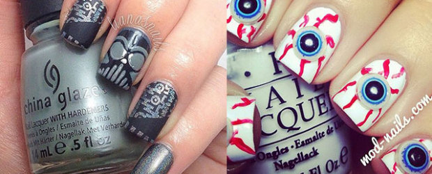 15-Amazing-3D-Halloween-Themed-Nail-Art-Designs-Ideas-Trends-2015 -3d-Nails-F