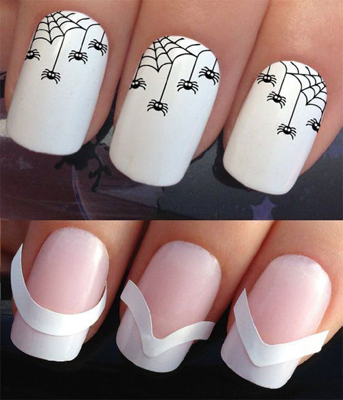 15 Best Halloween Nail Art Stickers 2015 Fabulous Nail Art Designs