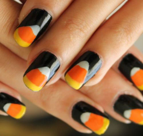 15-Halloween-Inspired-Candy-Corn-Nail-Art-Designs-Ideas-Stickers-2015-1