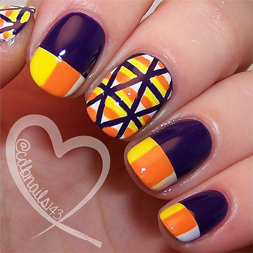 15-Halloween-Inspired-Candy-Corn-Nail-Art-Designs-Ideas-Stickers-2015-13