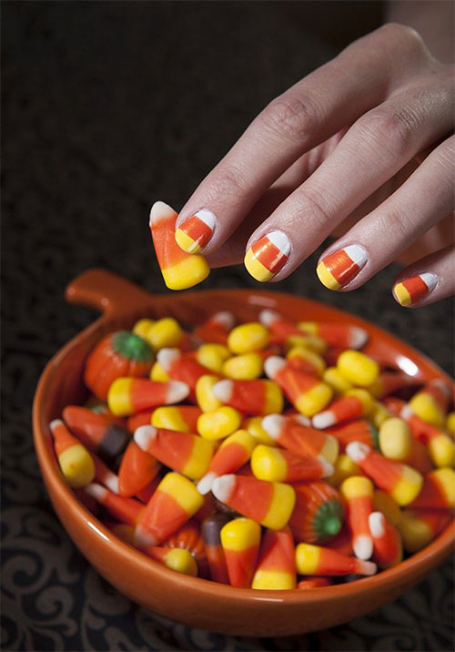 15-Halloween-Inspired-Candy-Corn-Nail-Art-Designs-Ideas-Stickers-2015-17