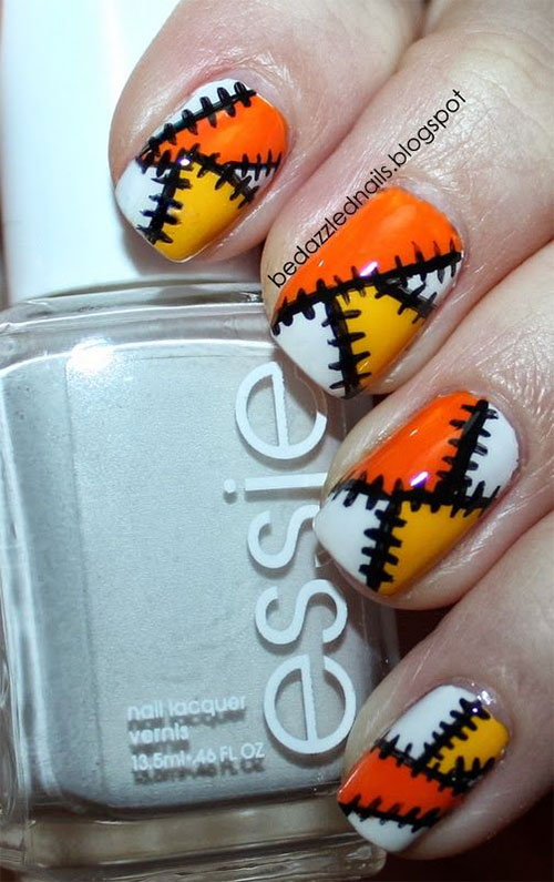 15-Halloween-Inspired-Candy-Corn-Nail-Art-Designs-Ideas-Stickers-2015-4