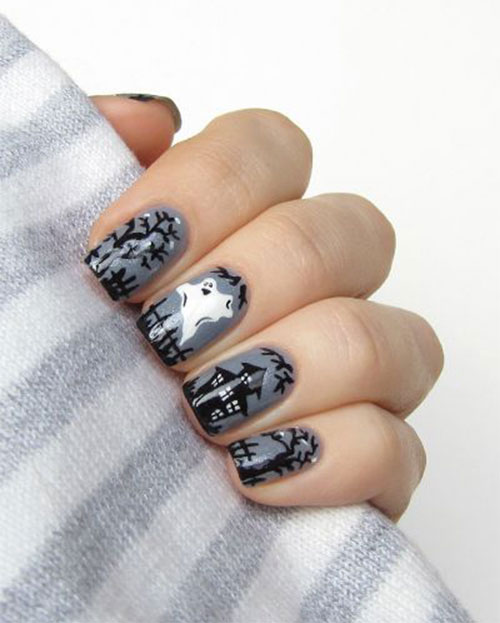 15-Halloween-Inspired-Ghost-Nail-Art-Designs-Ideas-Trends-2015-15