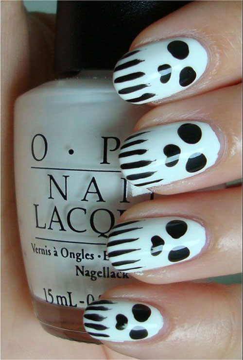 15-Halloween-Inspired-Ghost-Nail-Art-Designs-Ideas-Trends-2015-3