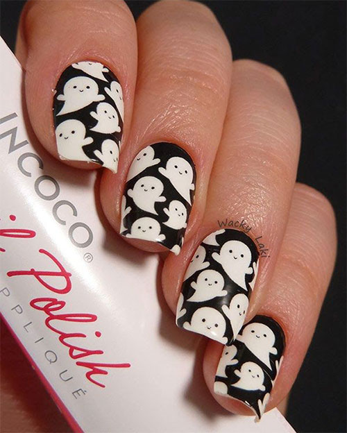 15-Halloween-Inspired-Ghost-Nail-Art-Designs-Ideas-Trends-2015-6