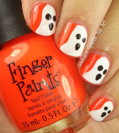 15-Halloween-Inspired-Ghost-Nail-Art-Designs-Ideas-Trends-2015-7