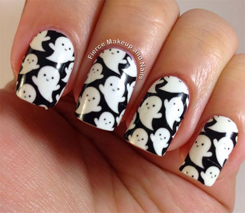 15-Halloween-Inspired-Ghost-Nail-Art-Designs-Ideas-Trends-2015-9