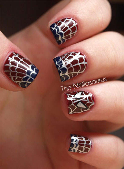 15-Halloween-Themed-Spider-Web-Nail-Art-Designs-Ideas-Stickers-2015-16