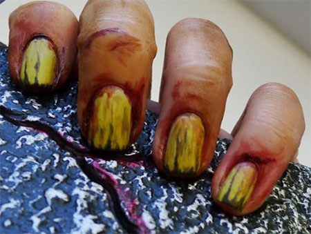 15-Zombie-Nail-Art-Designs-Ideas-Stickers-2015-Halloween-Nails-11