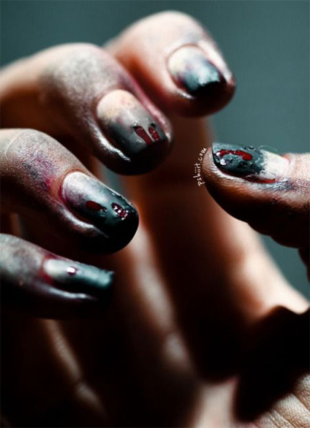 15-Zombie-Nail-Art-Designs-Ideas-Stickers-2015-Halloween-Nails-12
