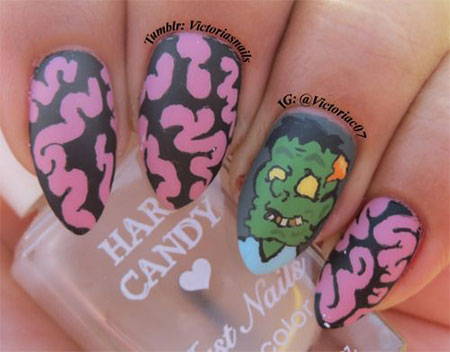 15-Zombie-Nail-Art-Designs-Ideas-Stickers-2015-Halloween-Nails-16