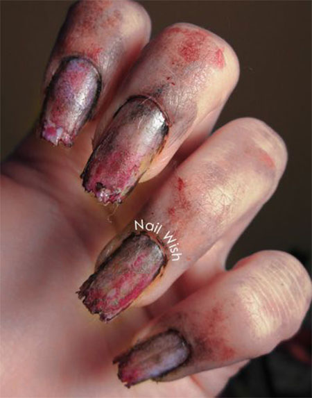 15-Zombie-Nail-Art-Designs-Ideas-Stickers-2015-Halloween-Nails-2