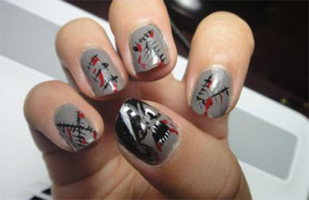 15-Zombie-Nail-Art-Designs-Ideas-Stickers-2015-Halloween-Nails-6
