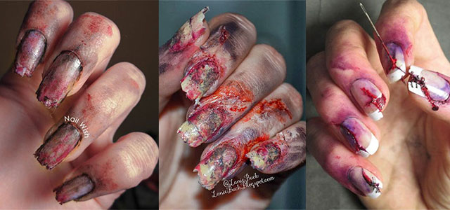 15-Zombie-Nail-Art-Designs-Ideas-Stickers-2015-Halloween-Nails