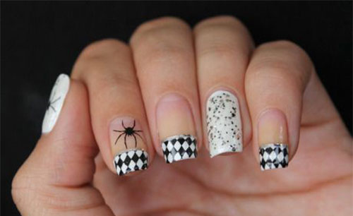 18 simple halloween nail art designs ideas trends stickers 18 simple halloween nail art designs ideas trends prinsesfo Choice Image