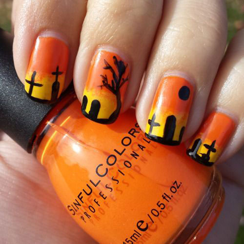 18-Simple-Halloween-Nail-Art-Designs-Ideas-Trends-Stickers-2015-13