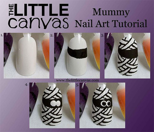 20-Easy-Step-By-Step-Halloween-Nail-Art-Tutorials-For-Beginners-2015-11