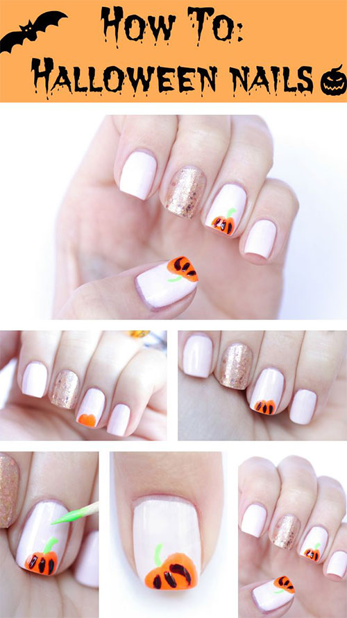 20-Easy-Step-By-Step-Halloween-Nail-Art-Tutorials-For-Beginners-2015-16