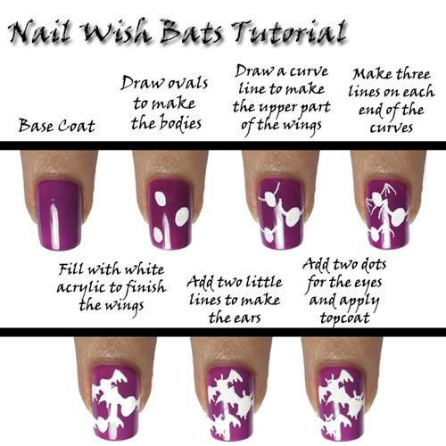 20-Easy-Step-By-Step-Halloween-Nail-Art-Tutorials-For-Beginners-2015-7