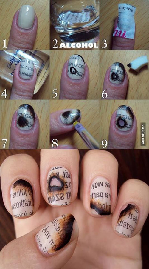 20-Easy-Step-By-Step-Halloween-Nail-Art-Tutorials-For-Beginners-2015-9