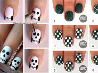 20-Easy-Step-By-Step-Halloween-Nail-Art-Tutorials-For-Beginners-2015-F
