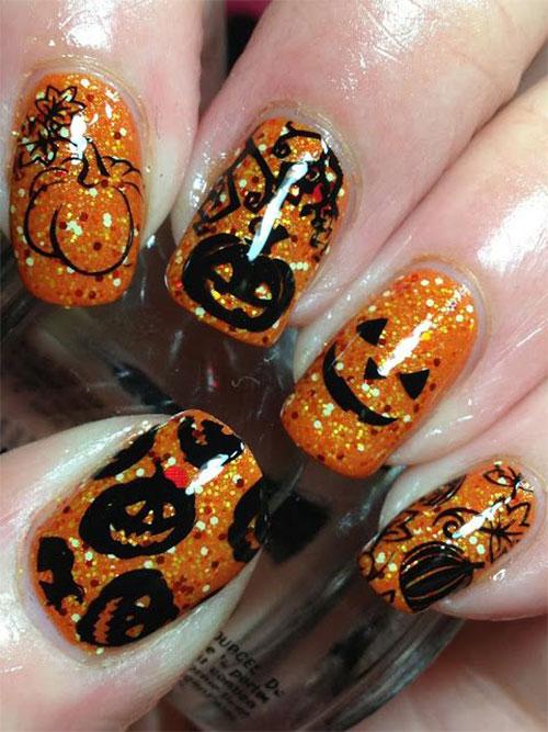 20-Halloween-Pumpkin-Nail-Art-Designs-Ideas-Trends-Stickers-2015-11