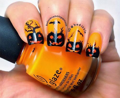 20-Halloween-Pumpkin-Nail-Art-Designs-Ideas-Trends-Stickers-2015-3