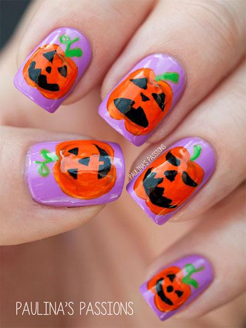 20-Halloween-Pumpkin-Nail-Art-Designs-Ideas-Trends-Stickers-2015-8