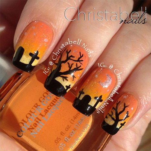 25-Scary-Halloween-Nail Art-Designs-Ideas-Trends-Stickers-2015-1