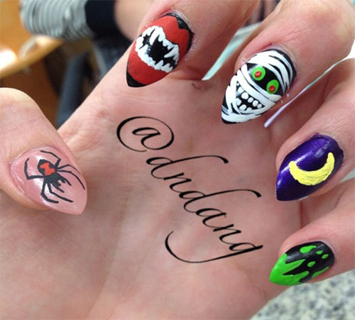 25-Scary-Halloween-Nail Art-Designs-Ideas-Trends-Stickers-2015-10