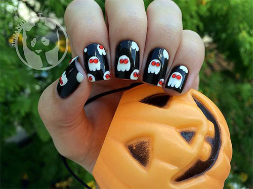 25-Scary-Halloween-Nail Art-Designs-Ideas-Trends-Stickers-2015-13