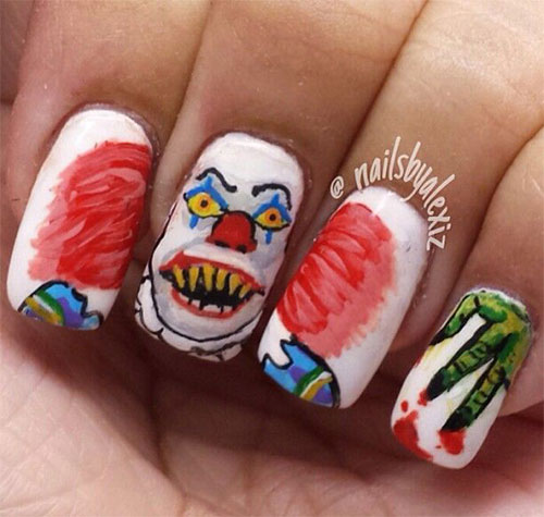 25-Scary-Halloween-Nail Art-Designs-Ideas-Trends-Stickers-2015-14