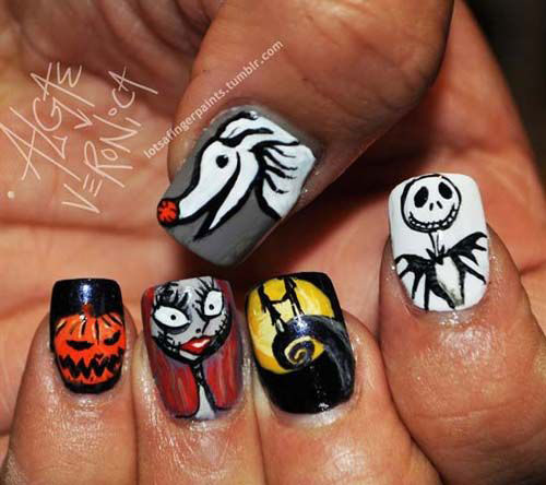 25-Scary-Halloween-Nail Art-Designs-Ideas-Trends-Stickers-2015-21
