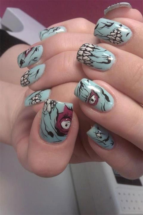 25-Scary-Halloween-Nail Art-Designs-Ideas-Trends-Stickers-2015-23
