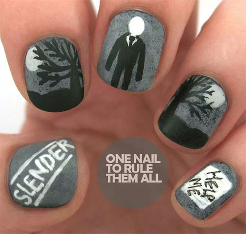 25-Scary-Halloween-Nail Art-Designs-Ideas-Trends-Stickers-2015-9