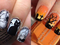 25-Scary-Halloween-Nail Art-Designs-Ideas-Trends-Stickers-2015-F