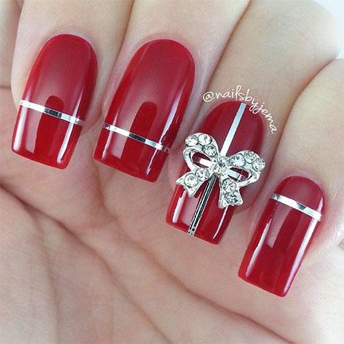 12-Easy-Christmas-Present-Nail-Art-Designs-Ideas-2015-Xmas-Nails-10