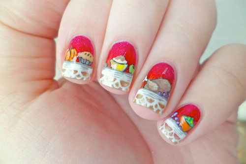 15-Best-Turkey-Nail-Art-Designs-Ideas-Trends-2015 -Thanksgiving-Nails-11