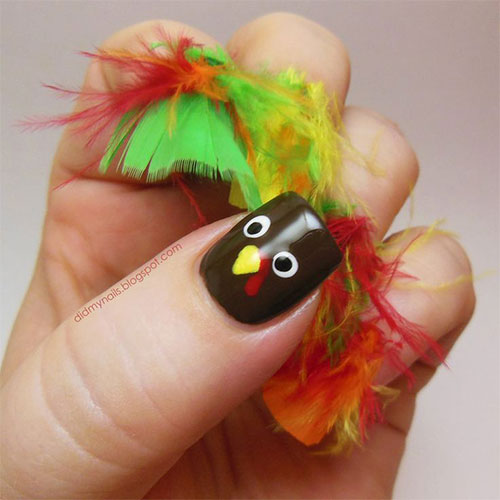 15-Best-Turkey-Nail-Art-Designs-Ideas-Trends-2015 -Thanksgiving-Nails-14