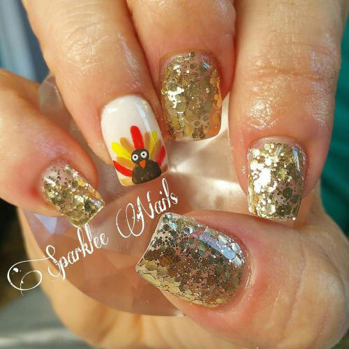 15-Best-Turkey-Nail-Art-Designs-Ideas-Trends-2015 -Thanksgiving-Nails-3